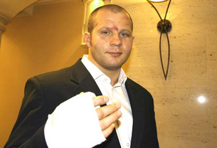 Fedor_injured